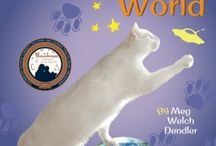 Kimba Baby / All about Kimba, the feline heroine of the Cats in the Mirror book series.