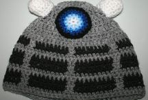 Crochet Dr Who
