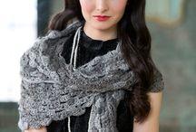 Crochet Scarves / by Deborah Lengsavath
