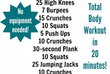 Workouts at home