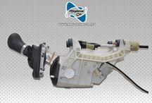 Neu Original Schaltknauf DSG gear knob + Kabel Mercedes Vito W639 A6392604698 A6395450432