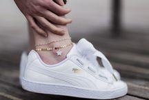 Passion sneakers / Mes photos inspirations sneakers ou des photos issues de mon blog www.byopaline.com