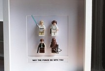 Star Wars Awesomeness / I've got a bad feeling about this... / by Liz Bradley