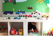 playroom ideas / by Stacey Hall