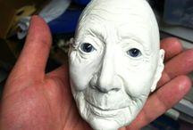 doll making - head