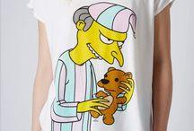 Pyžama animovaných seriálů