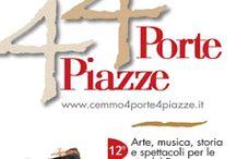 4 Porte 4 Piazze, un percorso alla scoperta dei piatti della tradizione 17-18-19 Giugno Cemmo di Capo di Monte (BS)