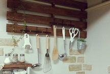 キッチンアイディア