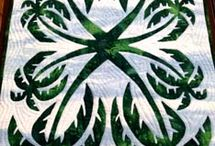 Tivaevae patterns