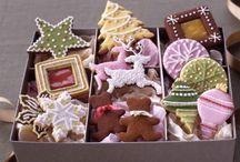 Vánoce sladkosti
