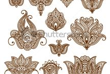 Tatoo pattern