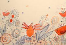 my Illustrations / art and illustration