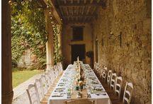 | wedding settings | / Location, location, location.  Wedding locations, destination wedding.