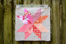 patchwork, applique, quilting, wall hangings, etc. / Creative Quilting endeavors to inspire