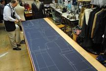 Suit cutting