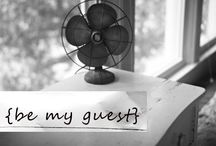 Be my Guest! ~ Chatroom! / This is my guest room. If you would like to join, leave me a message on this pic. Then I will add you to the guest room and you can share what you love with me, so we can chat about it! Can't wait to see what you pin here! ~Hugs~