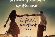 boys and girl / When you are with me i feel perfect