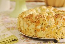 Bread Recipes / by Julie Ketter
