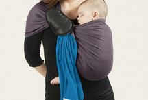 Ring Slings / Rings sling baby slings are great for using from newborn through to toddler.
