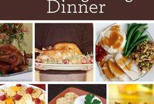 Thanksgiving! / by Caroline Buchalter