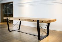 LUGI dining tables