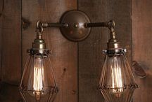 Lighting Ideas / Soft lighting ideas and design inspiration for the home.
