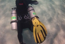 SIDEMOUNT DIVING / Diving with two cylinders special mounted and diving safely. dive sidemount in Cyprus.