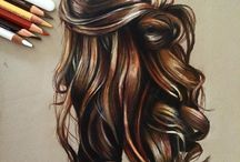 cabelo e make