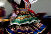 Ukrainian dancing
