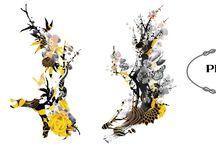 Prada Series / Proyecto creado para la firma italiana Prada.  Su infinidad de cuerpos y formas hacen que esta serie sea primaveral, elegante y única.