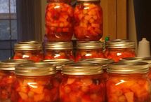 Canning and food preservation / by Sara Waldecker