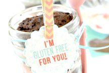 Gluten Free Recipes / by Christine Shepard