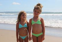 Baby Beach Babes / Brisbane beauties holidaying in bali to soak on some sun rays and take time out of winter winds