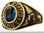 All Things Navy / Here is a collection of Navy items including rings, necklaces and bracelets. / by PriorService.com