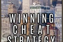 How to Win at Binary Options / Just in case you didn`t know, some binary options platforms are a scam, I have found a few that in my opinion are a scam but I have also found a way to manipulate there algorithms. Get your own back I say.  / by paul winstanley