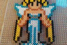 Perler : Sailor moon