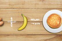 Pancake Day / Delicious pancake receipes for a healthier Pancake Day.