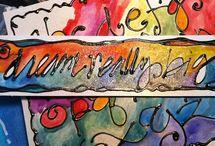 ARTFUL BOOK-MAKING / by Debbie Hollis