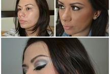 Make-up work / Machiaj de seara, mireasa 150 de lei