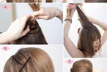 HairDo's / hairdo ideas