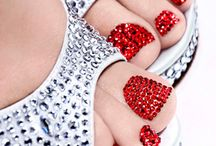 Nailed It / Amazing fingers and toes / by Michele MaBelle