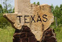 All things Texas / by Retta Woolery Dircksen