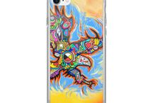 David Strickland iPhone / Iphone covers with David Strickland Art