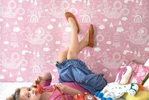 Wallpaper - Children's choice / Wallpaper and wallcoverings for children's room