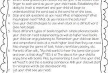 early literacy / by Michelle Tatlow