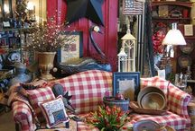 "Brocantes, Antiques, Flea markets / Love to look for treasures or transform someone else's ""trash"""