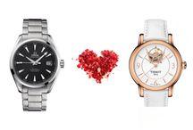 Sélection de montres pour la Saint Valentin / Envie de faire plaisir à votre amoureuse ou votre amoureux, alors une belle montre sera peut-être le cadeau idéal !