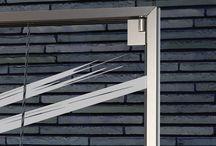 Drzwi szklane Chile. Glass door Chile. / Drzwi szklane Chile na ościeżnicy aluminiowej Vidal. Glass door Chile, aluminium frame Vidal