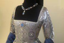 XVI.-XVII. century clothes