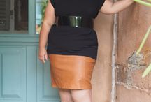 Fashion Plus Size / Big Beauty, curves woman